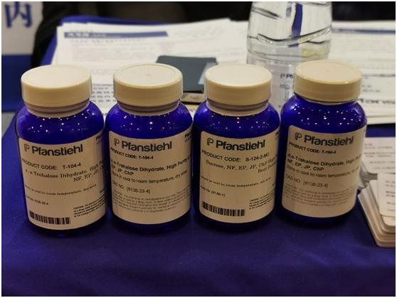 热烈庆祝西美杰代理Pfanstiehl新品注射级L-组氨酸正式上市